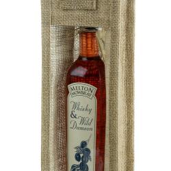 Bottle in Jute Bag
