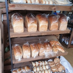 Bakery goods from Kingscliffe Bakery