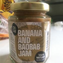 Banana & Baobab Jam