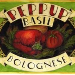 PEPPUP Bolognese Basil