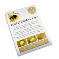 Starter Pack Beeswax Wraps.