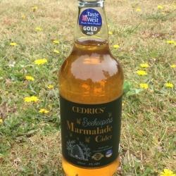 Beekeepers Maramalade Cider Gold 2019