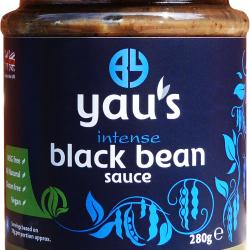 Yau's Black Bean