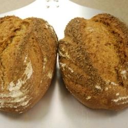 organis real bread