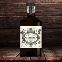 Beckfords Black pearl Spiced Rum 70cl 40%