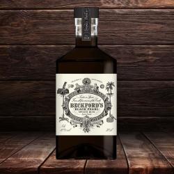 Beckfords Black pearl Spiced Rum 70cl 40%