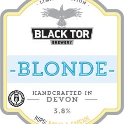 Blonde 3.8%abv