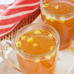 TLC TURMERIC & GINGER CHICKEN BROTH