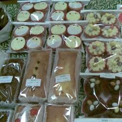 Fresh Baked Cake Selection