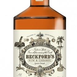 Beckford's Caramel Rum 70cl 25%