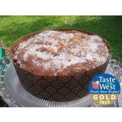 Cedrics Gold Award Winning Somerset Cider and Apple Cake