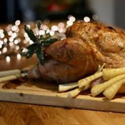 D'Oyleys Farm turkey
