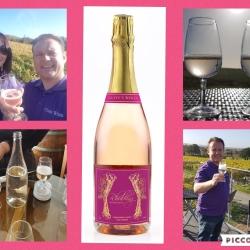 Rhubling - Sparkling Rhubarb Wine
