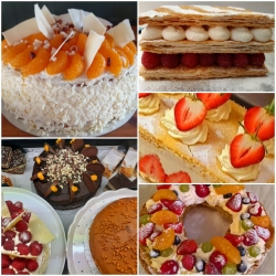 Delicious Handmade Cake Selection