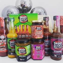 Chill Sauce Products