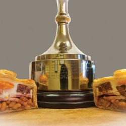Macleans Cup 2017 with our winning Breakfast Pie