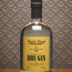 Pound for Pound London Gin