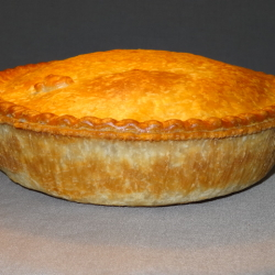 Large Chicken & Mushroom pie