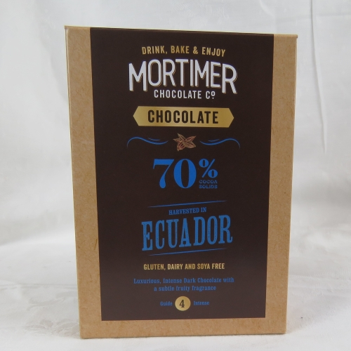 Ecuador 70% Chocolate