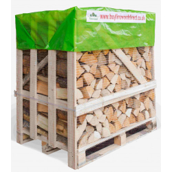 Kiln Dried Mixed Hardwood Firewood Logs