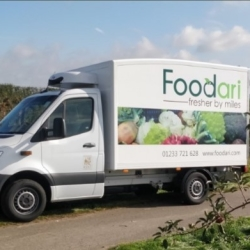 Chilled Vans Delivering Across Kent Six Days A Week