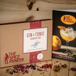 Gin & Tonic Garnish Box