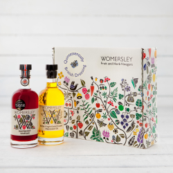 Quintessentially British Dressing Gift Box, 2 x 250ml