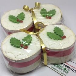 Gluten Free Christmas Cakes