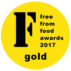 Free From Gold Award