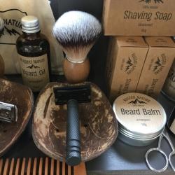 Plastic Free Beard Care, Shaving & Grooming