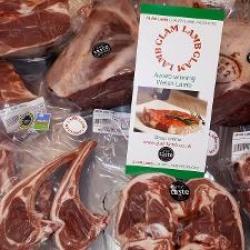 Spring Lamb Half Lamb selection