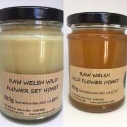 Runny & Soft Set Honey