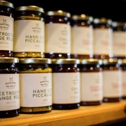 our handmade preserves