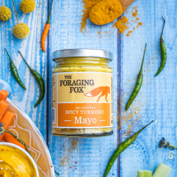 NEW: Our Spicy Turmeric Mayonnaise