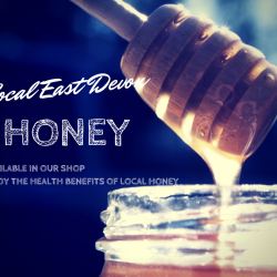 East Devon Local Honey