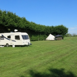 Campsite and Glamping Bell Tent
