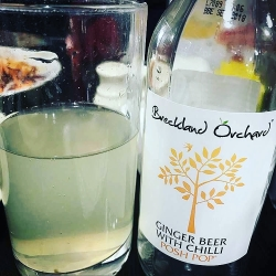 Ginger Beer with Chilli