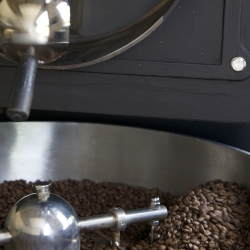 Coffee beans cooling - Bean Smitten