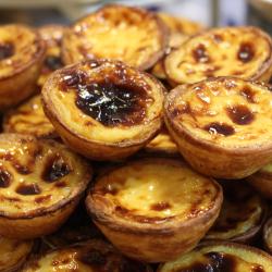 Our famous Pasteis de Nata!