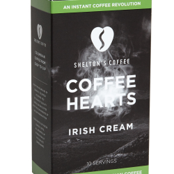 Shelton's Coffee Hearts Irish Cream