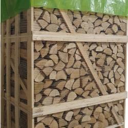 Large Crate - Kiln Dried Ash Firewood