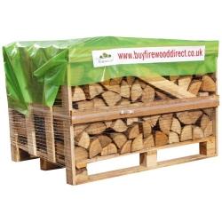 Standard Crate - Kiln Dried Ash Firewood