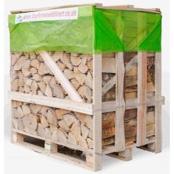 Kiln Dried Birch Logs
