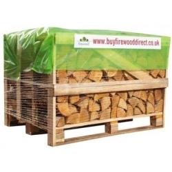 Standard Crate - Kiln Dried Birch Firewood