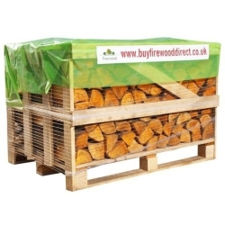 Standard Crate- Kiln Dried Mixed Hardwoods