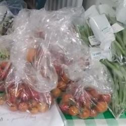 Seasonal Vegetables