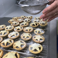 Homemade Mince Pies made all year round