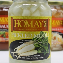 Pickled Mooli