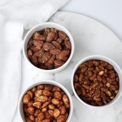 Fire Roast Nuts
