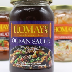 Ocean sauce